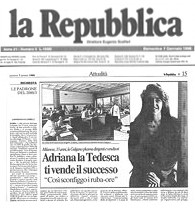 la Repubblica Adriana Galgano Time Management