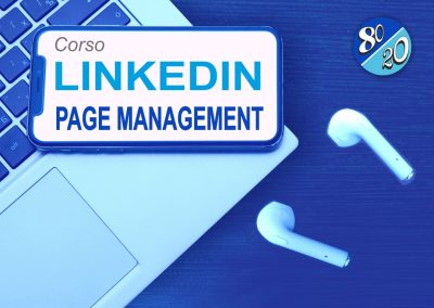 Corso LINKEDIN PAGE MANAGEMENT